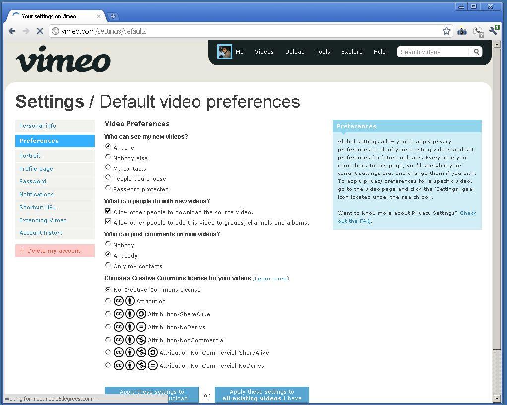 index of files lj how to vimeo bak